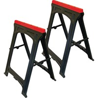 Faithfull Folding Plastic Trestles