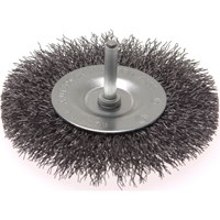 Faithfull Crimped Wire Wheel Brush