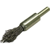 Faithfull Point End Crimped Wire Brush
