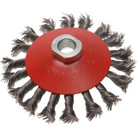 Faithfull Twisted Knot Wire Wheel Brush