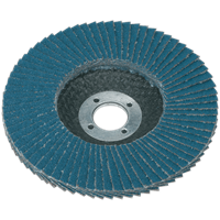 Sealey Zirconium Abrasive Flap Disc