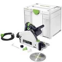 Festool TS55 REBQ-Plus Circular Saw With New Systainer 3 2020 Case