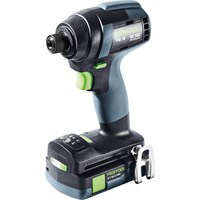 Festool TID 18 C Cordless Impact Driver 2020 New Model