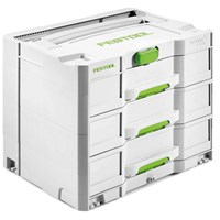 Festool SYS 4 TL-SORT/3 Sortainer Case