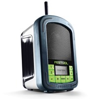 Festool SYSROCK BR10 Job Site Radio & Bluetooth Speaker