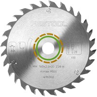 Festool Wood Cutting Plunge Saw Blade