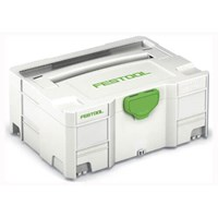 Festool SYSTAINER SYS 2 T-LOC Tool Case