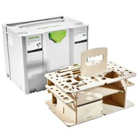 Festool SYS-HWZ Systainer Case & Removable Wooden Organiser