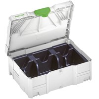 Festool SYS-STF 80X133 Systainer Case for Abrasives
