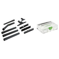Festool K-RS-Plus Compact Cleaning Accessory Kit