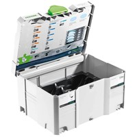Festool SYS-STF D 150 4S Systainer Case for Abrasives
