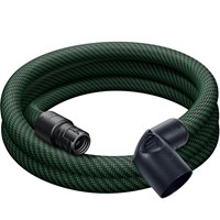 Festool D-27 AS-90/CT Smooth Antistatic Suction Hose for CTL Mini/Midi Extractors