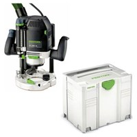 "Festool OF 2200 EB-Plus 1/2"" Plunge Router"