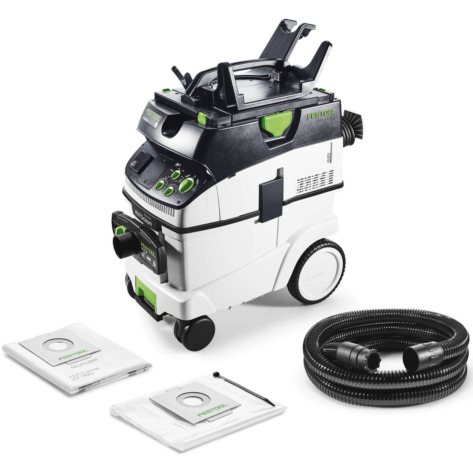 Festool CTM 36E AC PLANEX Mobile Dust Extractor 240v