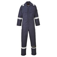 Biz Flame Mens Aberdeen Flame Resistant Coverall