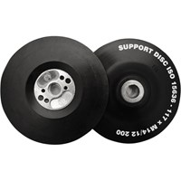 Flexipad Grinder Pad Soft M14 For Angle Grinders