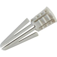 Forgefix Nylon Plasterboard Plugs