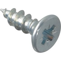 Forgefix Multi Purpose Zinc Plated Screws