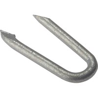 Forgefix Galvanised Netting Staples