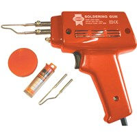 Faithfull SG109M Solder Gun Kit