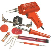 Faithfull SK300M Soldering Gun and Iron Kit