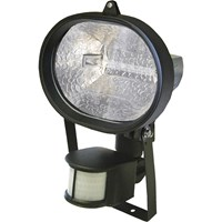 Faithfull 150w Portable PIR Security Light