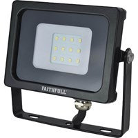 Faithfull Power Plus 10W SMD LED Floodlight