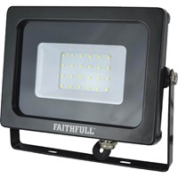 Faithfull Power Plus 20W SMD LED Floodlight