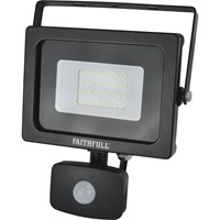 Faithfull Security Light With Pir 1600 Lumen