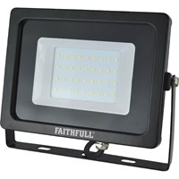 Faithfull SMD LED Wall Mounted Floodlight