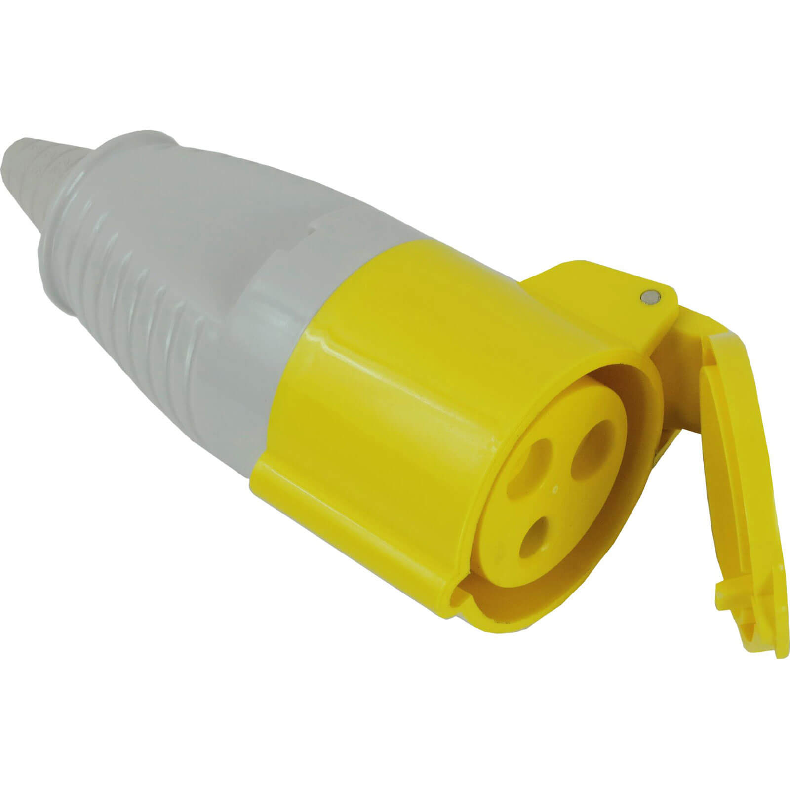 Faithfull Yellow Socket 32amp 110v