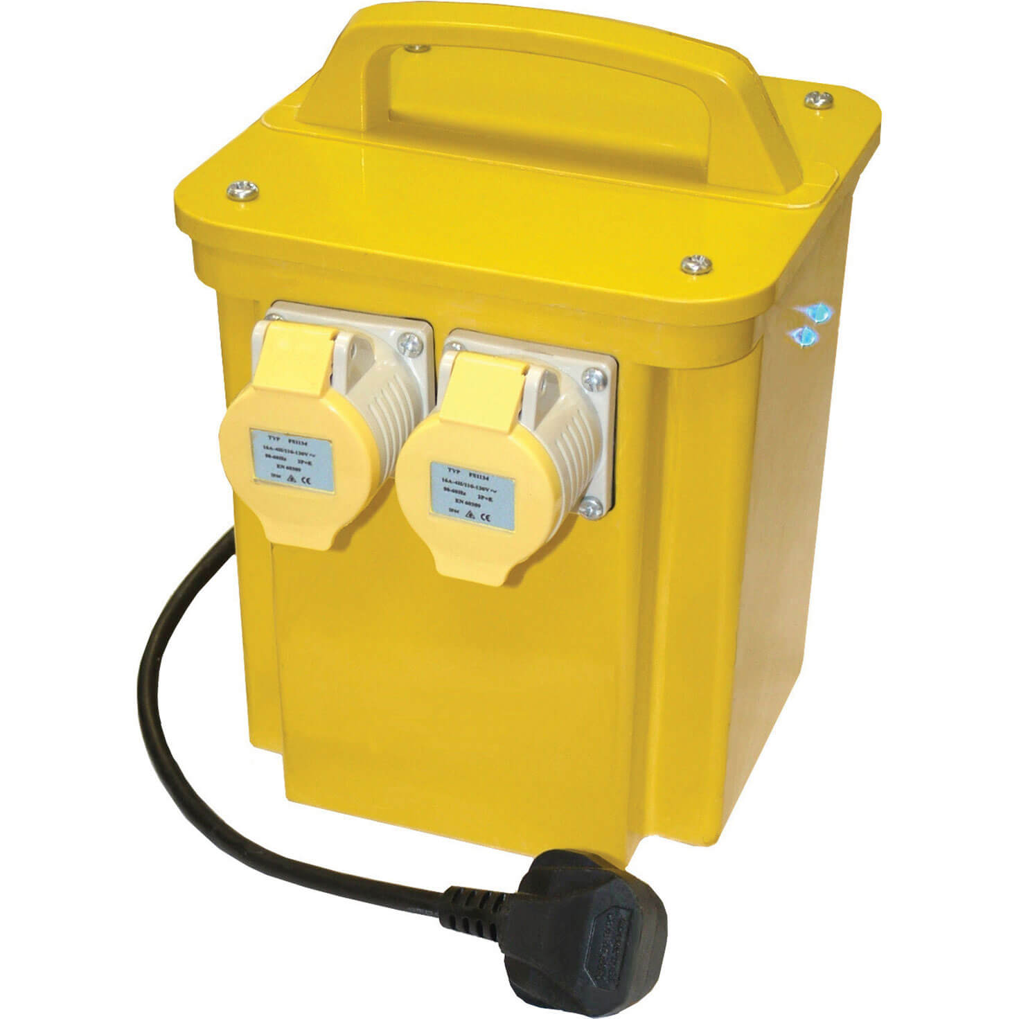 Image of Faithfull 110v Portable Transformer 3.3Kva 240v