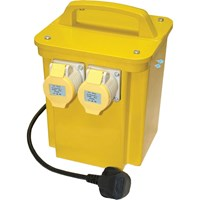 Faithfull 110v Portable Transformer 3.3Kva