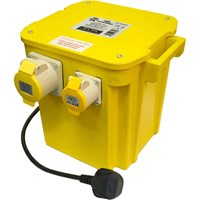 Sirius Portable 110v Power Tool Transformer 5Kva