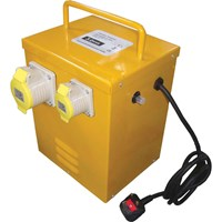 Faithfull Portable Continuous Rated Transformer 3Kva