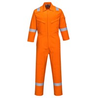 Biz Flame Ladies Plus Anti Static Flame Resistant Overall