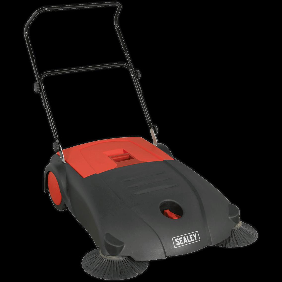 Sealey Fsw80 Floor Sweeper Sweepers