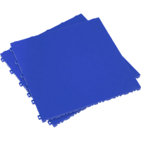 Sealey Anti Slip Polypropylene Floor Tile Blue