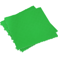 Sealey Anti Slip Polypropylene Floor Tile Green