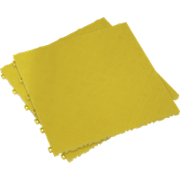 Sealey Anti Slip Polypropylene Floor Tile Yellow