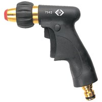 CK Adjustable Hose Pipe Water Spray Gun
