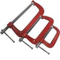 Sirius 3 Piece G Clamp Set