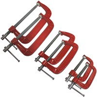 Sirius 6 Piece G Clamp Set