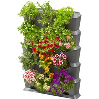 Gardena Natureup! Basic Vertical Planter Set with Irrigation