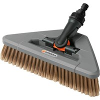Gardena Running Water Wash Brush with Elbow Joint