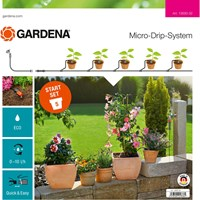 Gardena MICRO DRIP 5 Pot Terrace & Balcony Water Irrigation Starter Set
