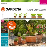 Gardena MICRO DRIP 7 Pot & Planter Water Irrigation Starter Set