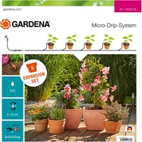 Gardena MICRO DRIP Flower Pot Irrigation Extension Set