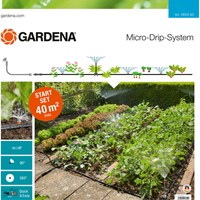 Gardena MICRO DRIP Beds Water Irrigation Starter Set