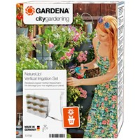 Gardena Natureup! 9 Vertical Planter Watering Set